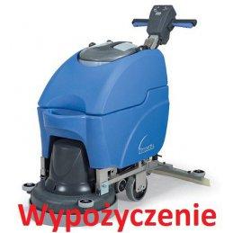 Wypożyczenie Numatic tt 3450 e maszyna na kabel, do mycia podłóg