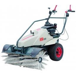 Km 100 HVR Honda profesjonalna zamiatarka odśnieżarka spalinowa cramer z płynną regulacją prędkości
