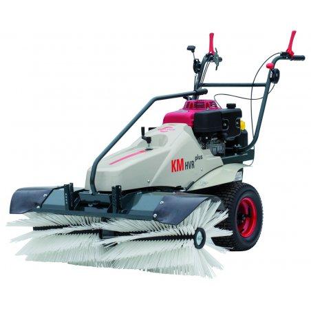 Km HVR plus 100 Honda profesjonalna zamiatarka odśnieżarka spalinowa cramer z płynną regulacją prędkości