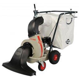 LS 5000 Honda profesjonalny odkurzacz z napędem do liści, zanieczyszczeń i puszek cramer