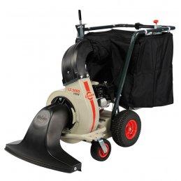 LS 5000 H SW Honda profesjonalny odkurzacz z napędem do liści, zanieczyszczeń i puszek cramer
