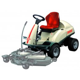 Tourno Compact cramer profesjonalny traktorek do koszenia i odsnieżania