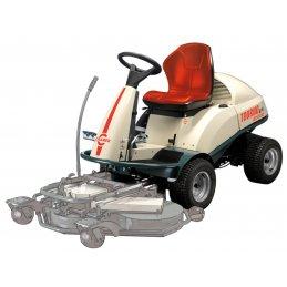 Tourno de Luxe 4WD cramer profesjonalny traktorek Honda z napędem na cztery kołado koszenia i odsnieżania