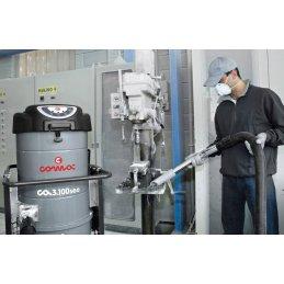 CA 2.60 SE/SEA  3.100 SE/SEA Comac Tmb przemysłowy jednofazowy odkurzacz do zanieczyszczeń sucho-mokrych