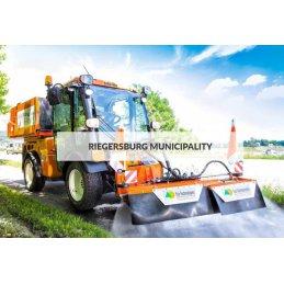 Multihog MX przemysłowy ciągnig do szerokiej gamy pracy w każdych warunkach