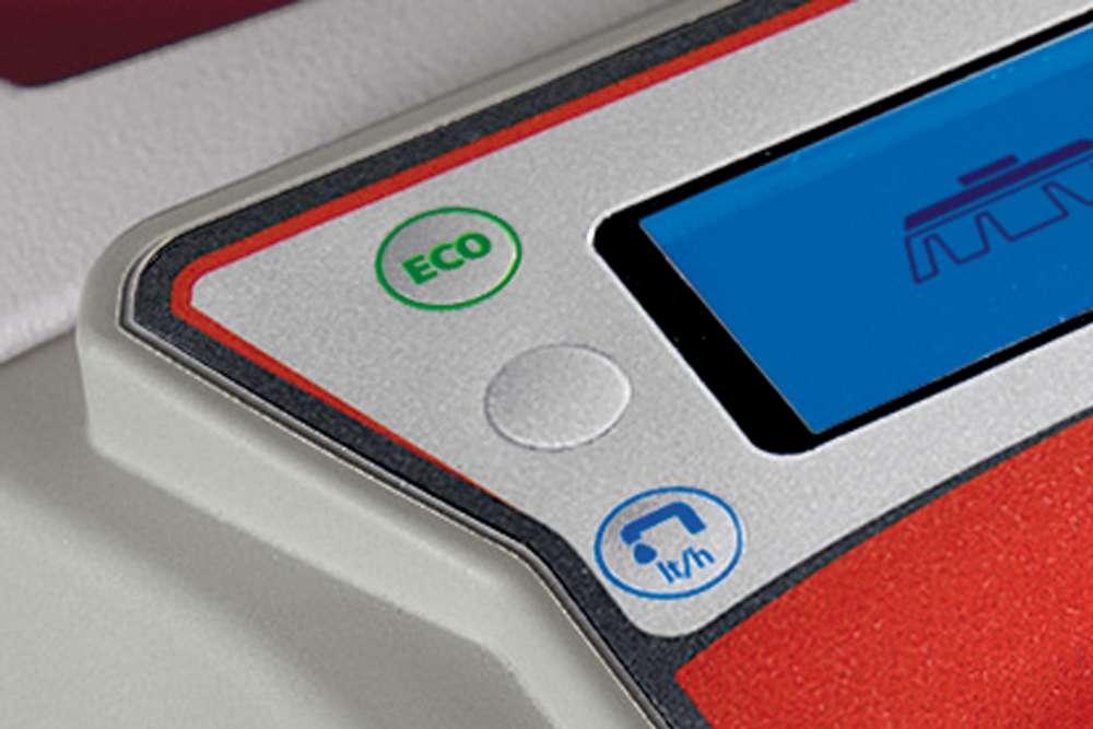maszyna do mycia podłóg z funkcją eco