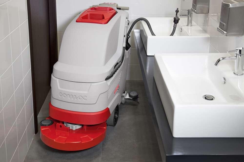 maszyna czyszcząca do restauracji i biur