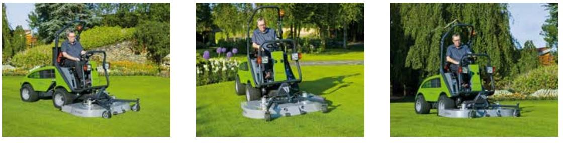 maszyna do koszenia trawy