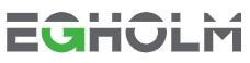 logo EGHOLM profesjonalne odśnieżarki i zamiatarki