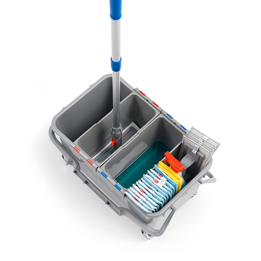 profesjonalny system do mycia i czyszczenia wc