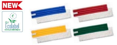 rodzaje profesjonalnych mopów na rzep z mikrofibry do dezynfekcji
