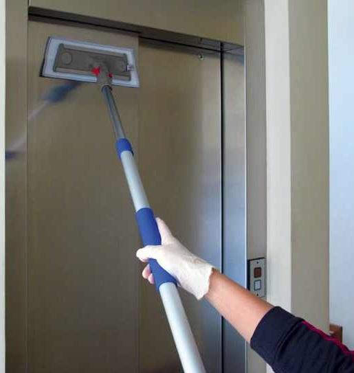Profesjonalna packa do mycia okien i przeszkleń