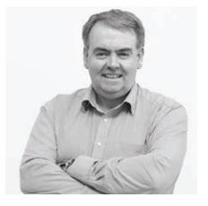 nGerry McHugh dyrektor techniczny Multihog