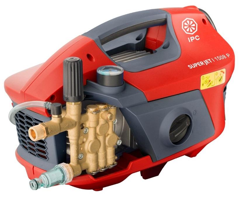 budowa myjki ciśnieniowej karcher
