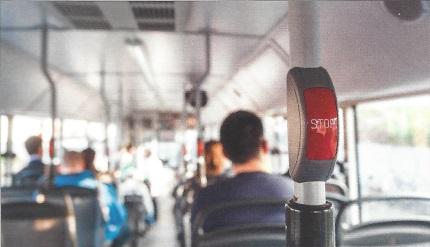 ozonowanie w transporcie publicznym
