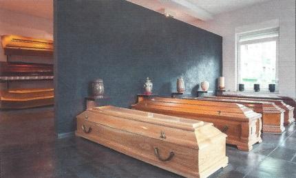 ozonowanie w zakładach pogrzebowych