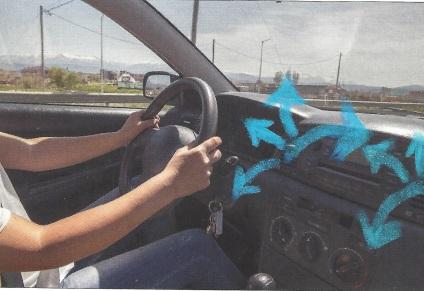ozonowanie samochodów