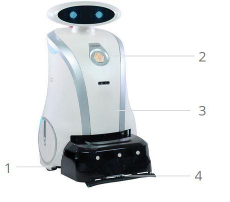 budowa robota odkurzającego