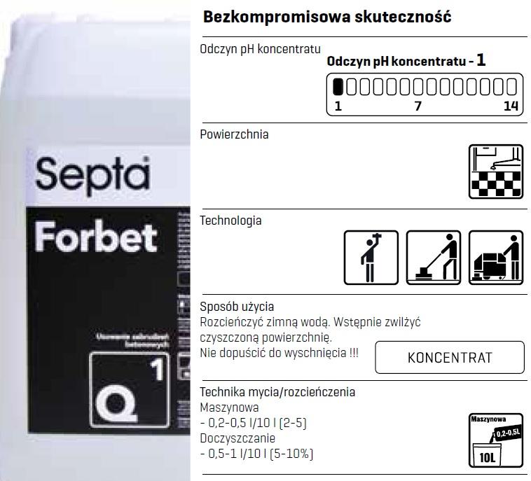 Profesjonalny płyn pomocny w doczyszczaniu po remontowym karta charakterystyki
