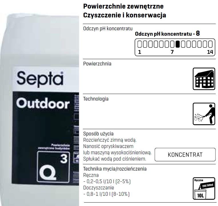 Profesjonalny płyn do czyszczenia elewacji, dachówek charakterystyka