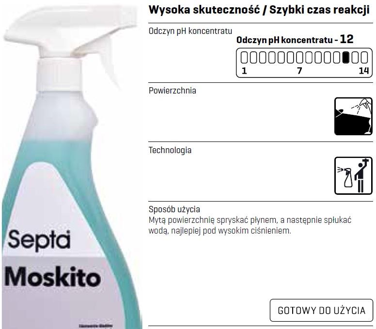 profesjonalny płyn do usuwania owadów z szyby samochodu