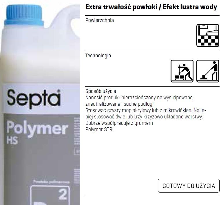 profesjonalny polimer do zabezpieczania podłóg