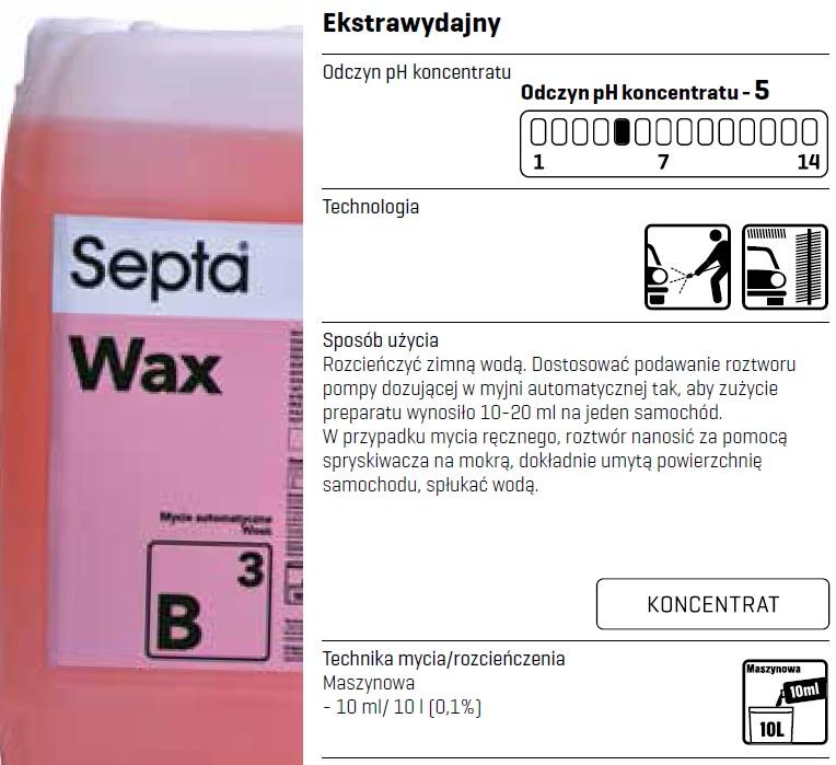profesjonalny wosk do zabezpieaczania karosreii samochodu
