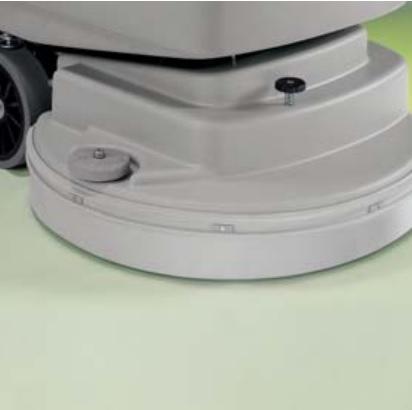maszyna czyszcząca do podłóg