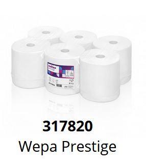 ręczniki w roli wepa prestige