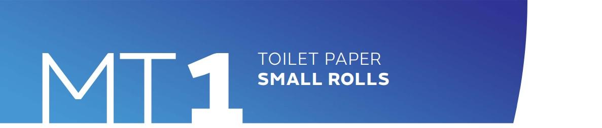 baner dozowniki do małej rolki papieru toaletowego