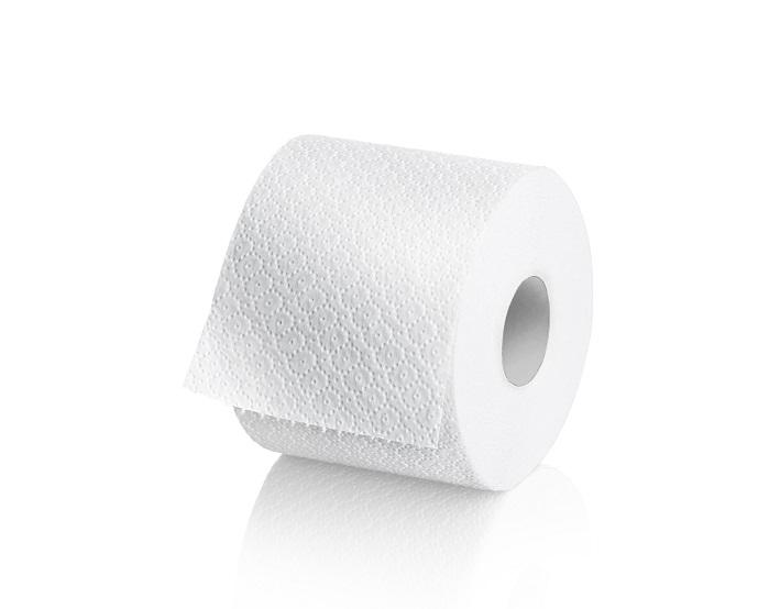 papier toaletowy mała rolka standard