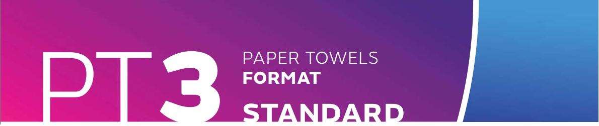 baner pt3 ręczniki wysokiej jakości listkowy
