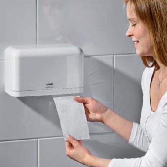 nowoczesny dozownik do papieru toaletowego  wepa dispenser