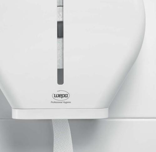 nowoczesny dozownik do papieru toaletowego big rola jumbo wepa dispenser