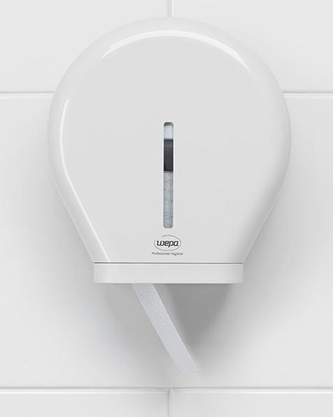 duży dozownik wepa do papieru toaletowego jumbo big rola