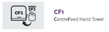 CF1 kod ręczniki centralnego dozowania pureco.pl