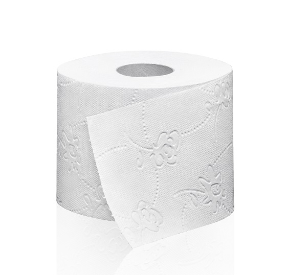 papier toaletowy mała rolka standard z mieszanej celullozy