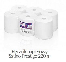 ręcznik papiero wepa satino 220 m