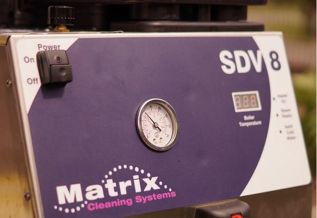myjka parowa 8 barów matrix