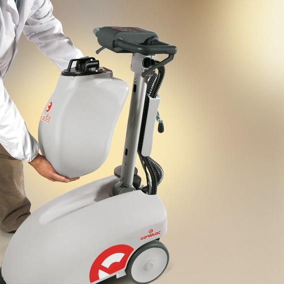 innowacyjna maszyna czyszcząca