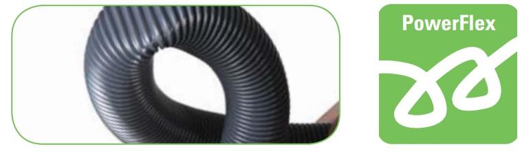elastyczna rura do odkurzacza