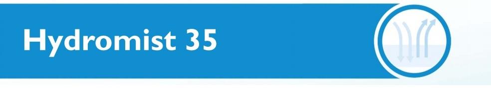 truvox hydromist 35 logo